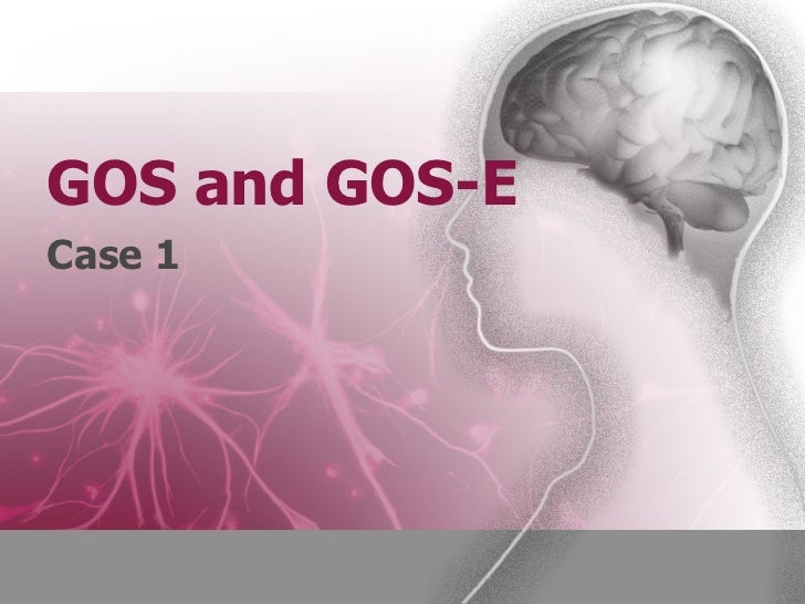 GOS and GOS-ECase 1
