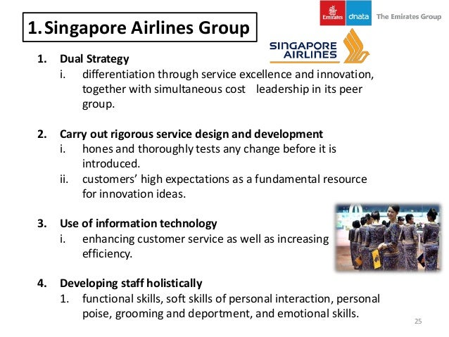 Singapore Airlines: Customer Service Innovation Case Solution & Analysis