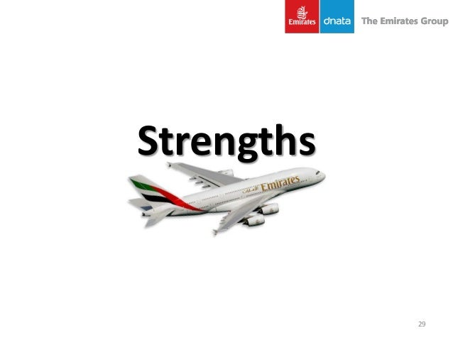 a strategic report on emirates airlines In april, emirates placed an order for two additional a380 aircraft, taking its total a380 order book to 142, making the airline the world's largest operator of the double-decker aircraft.