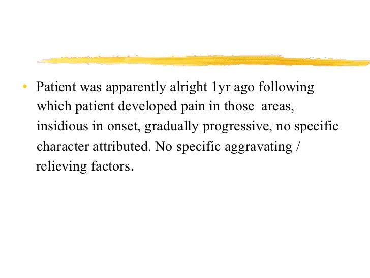 A Case of Paget's Disease Slide 3