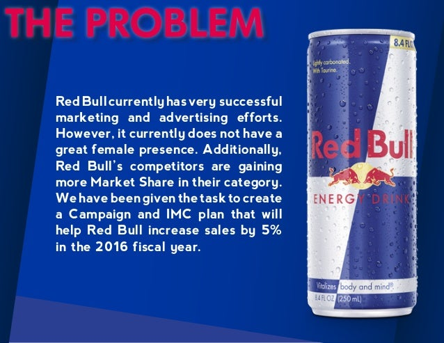 Red bull maketing plan