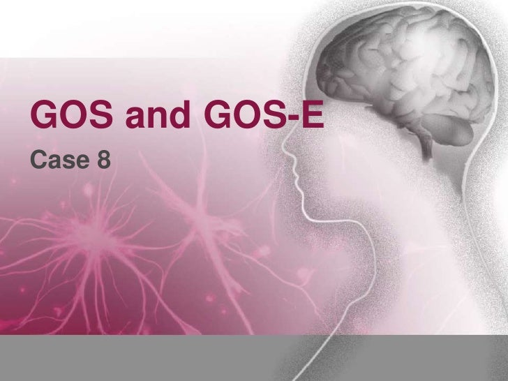 GOS and GOS-ECase 8