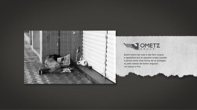 PROMO Campanha Agasalho_Ometz Group