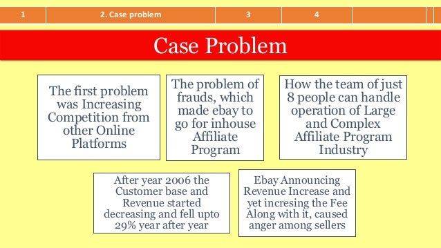 listening at ebay case study analysis Meg whitman and ebay – leadership case study jan 8 case study keywords: ebay how companies listen to their customers.