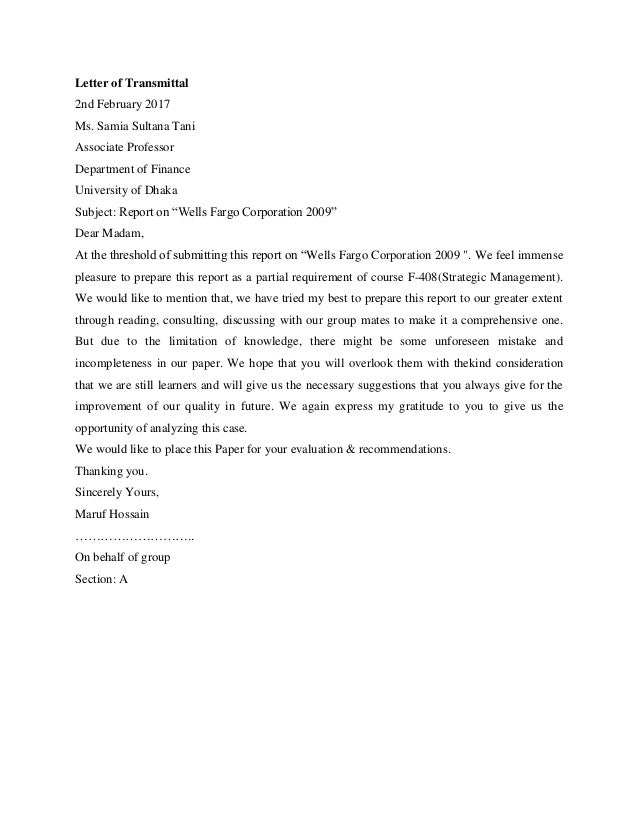 wells fargo corporation 2009 case 11