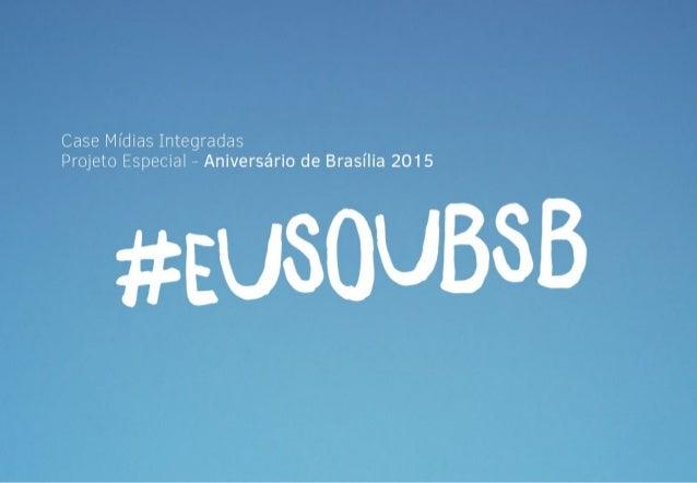 Para comemorar os 55 anos da capital, o Correio Braziliense convocou a participação da população por meio do jornal, site ...