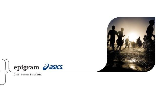 Case | Ironman Brasil 2012      © 2013