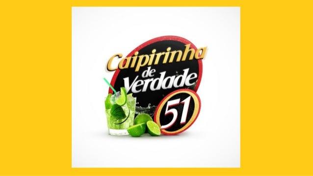 A 51 Pirassununga sempre esteve posicionada como uma cachaça tradicional há anos no mercado. Seu consumo em 90% das ocasiõ...