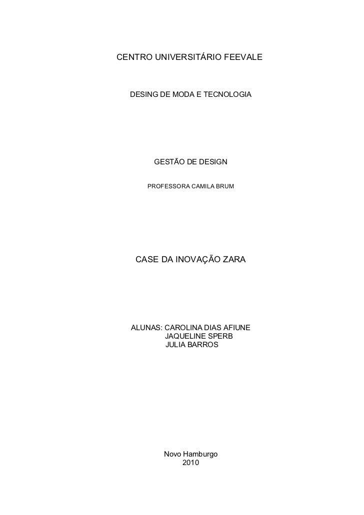 Case ZARA