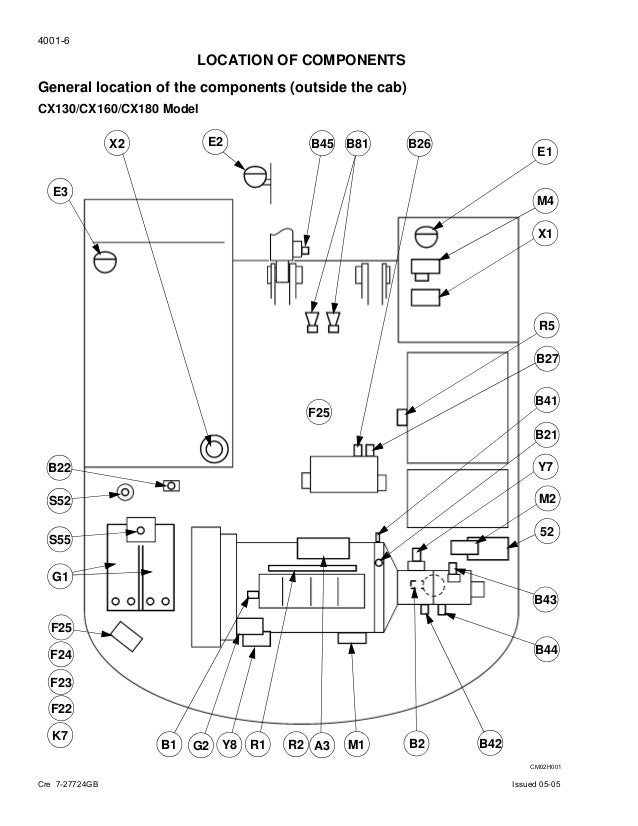 Case Excavator Wiring Diagrams