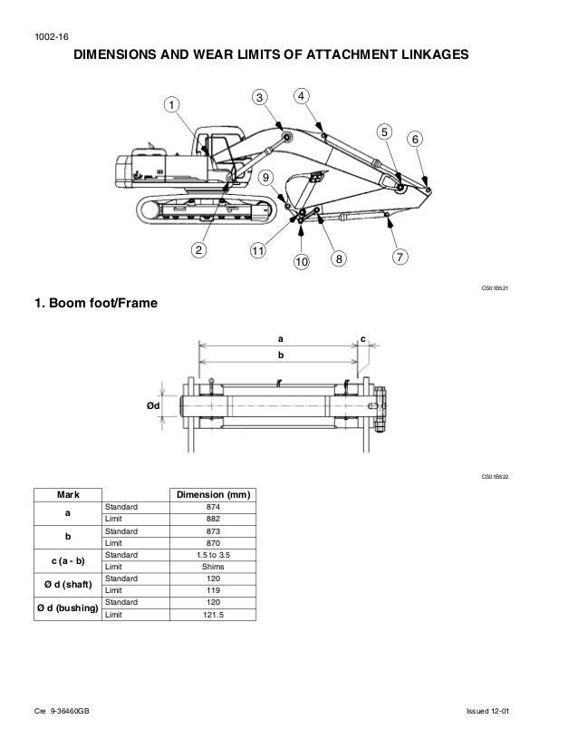 case cx460 crawler excavator service repair manual Toyota Electric Forklift Wiring Diagrams 26
