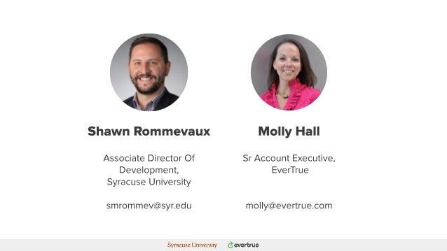 Development Associates at Syracuse University Slide 2