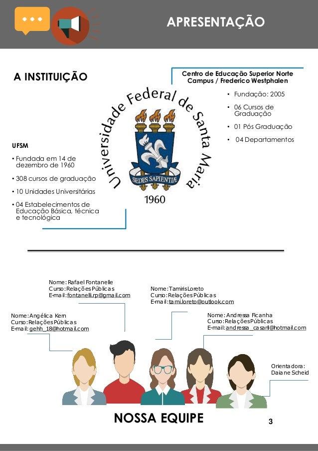 Case- Assessoria e Consultoria em Relações Públicas  Slide 3
