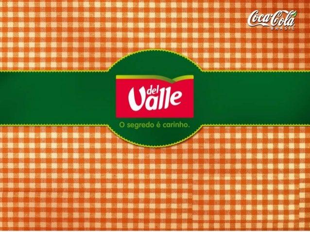 A Promoção Resumo  Em um momento de mudanças e com o mercado cada vez mais agressivo, a Del Valle tinha a necessidade de c...