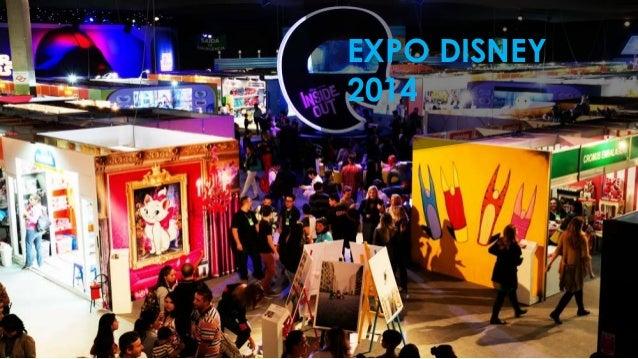 EXPO DISNEY 2014