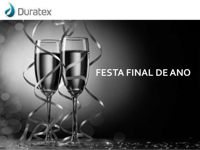 FESTA FINAL DE ANO