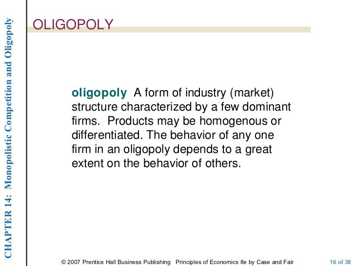 economics extended essay oligopoly Time to choose their extended essay topics it is my duty to assist students who choose to write an economics extended essay oligopoly monopoly collusion.