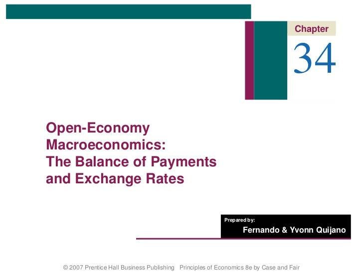 Chapter                                                                                   34Open-EconomyMacroeconomics:The...
