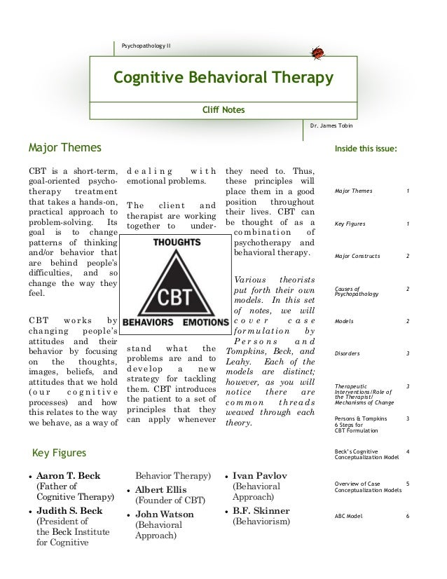 Clinical Psychology Case Formulation and Treatment Planning: A Primer