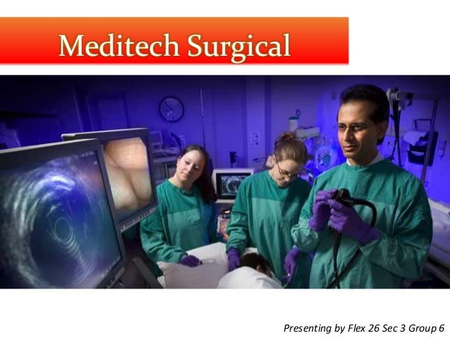 meditech surgical case analysis Harvard & hbr business case study solution and analysis online - buy harvard case study solution and analysis done by mba writers for homework and assignments all of the solutions are custom written and solved individually once orders are placed.