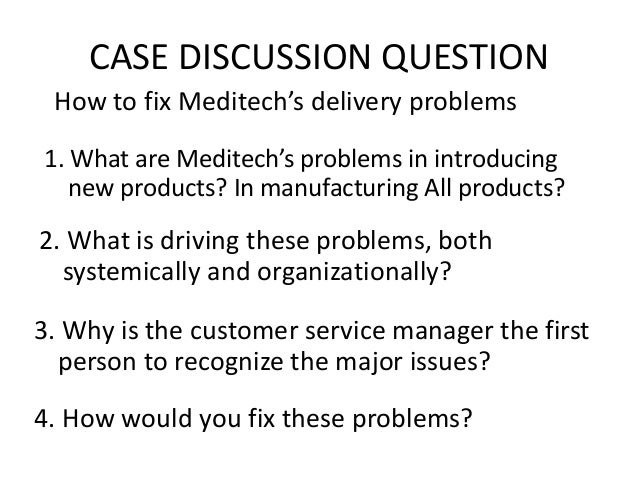 meditech surgical case paper Customer success combining technology and innovative thinking, meditech customers are leaders in the healthcare industry the case studies and white papers.