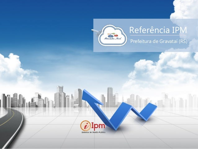 Referência IPM Prefeitura de Gravataí (RS)