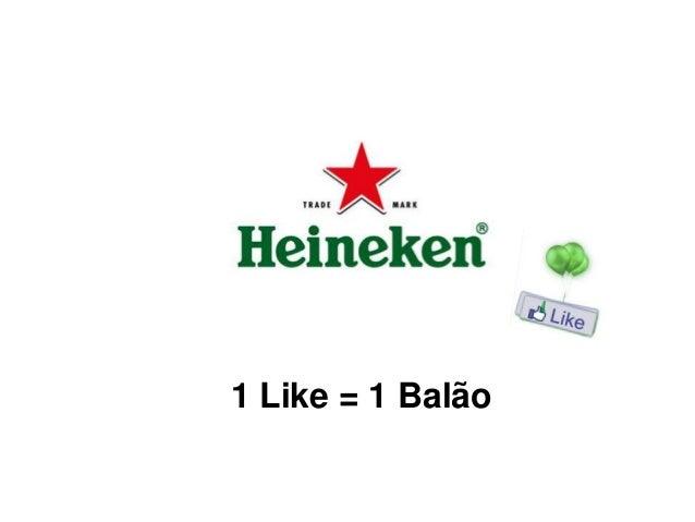 1 Like = 1 Balão