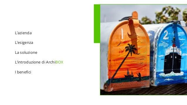 ArchiBOX per Alubox | Case History Slide 2