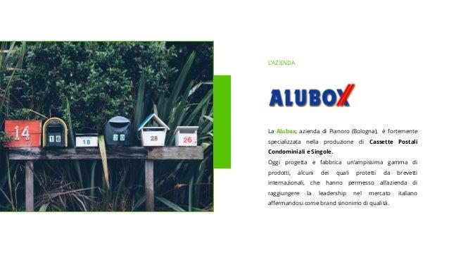 ArchiBOX per Alubox | Case History Slide 3