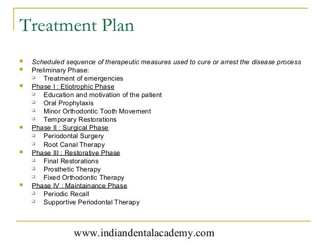 Case history diagnosis in periodontics certified fixed orthodonti treatment plan pronofoot35fo Gallery