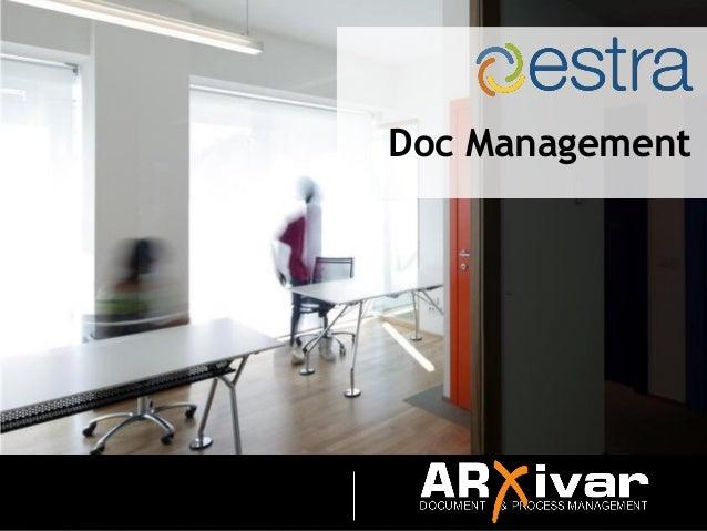 Doc Management