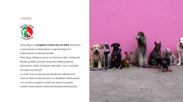 ArchiSMALL per Hello Dog Cinofilia | Case History Slide 3
