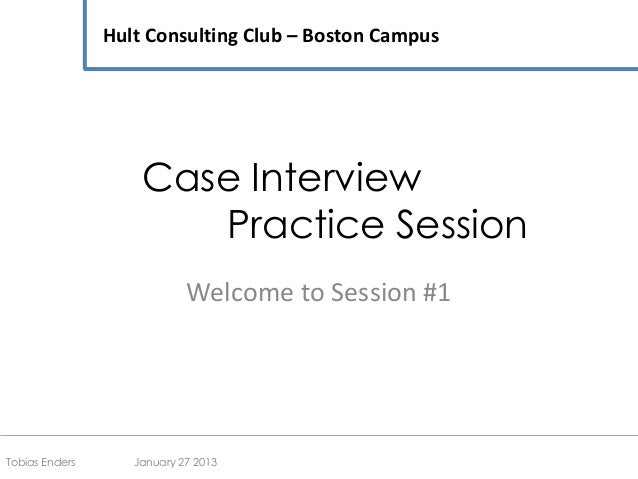 ibm consulting interview case study Rocking an ibm interview from a non-target i chose ibm because of their consulting if you want to make the cut during the many rounds of case interviews.