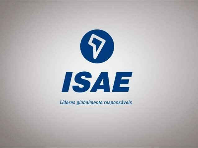 Fundado em 1996, o ISAE, Instituto Superior de Administração e Economia do Mercosul é o conveniado paranaense da Fundação ...