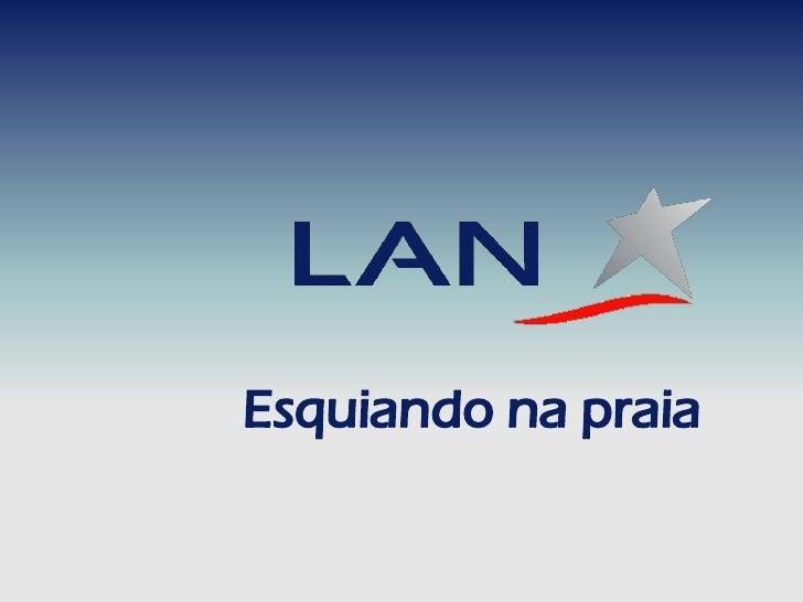 Para divulgar a temporada de esqui no Chile e os pacotes aéreos da companhia LAN, a Enzimas em Ação foi convidada pela Agê...