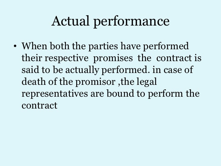 """cases of indian contract act 1872 According to section 2(g) of indian contract act, 1872, """"a void  in such cases, the  parties are not entitled to the benefits assumed at the time of."""