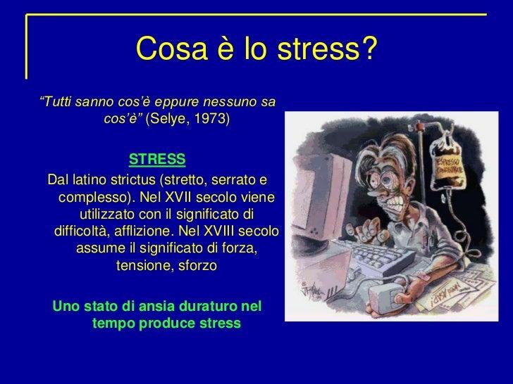 stress in psicologia cognitiva gabriele caselli