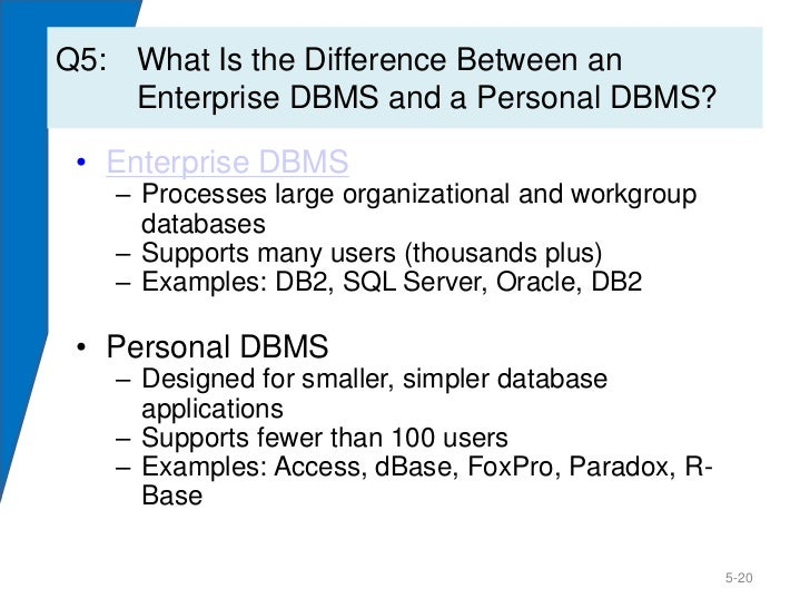 difference between mis and dbms Differences a particular grouping is  therefore, the similarity between these  systems is that each  mis includes additional code beyond dbms capabilities.