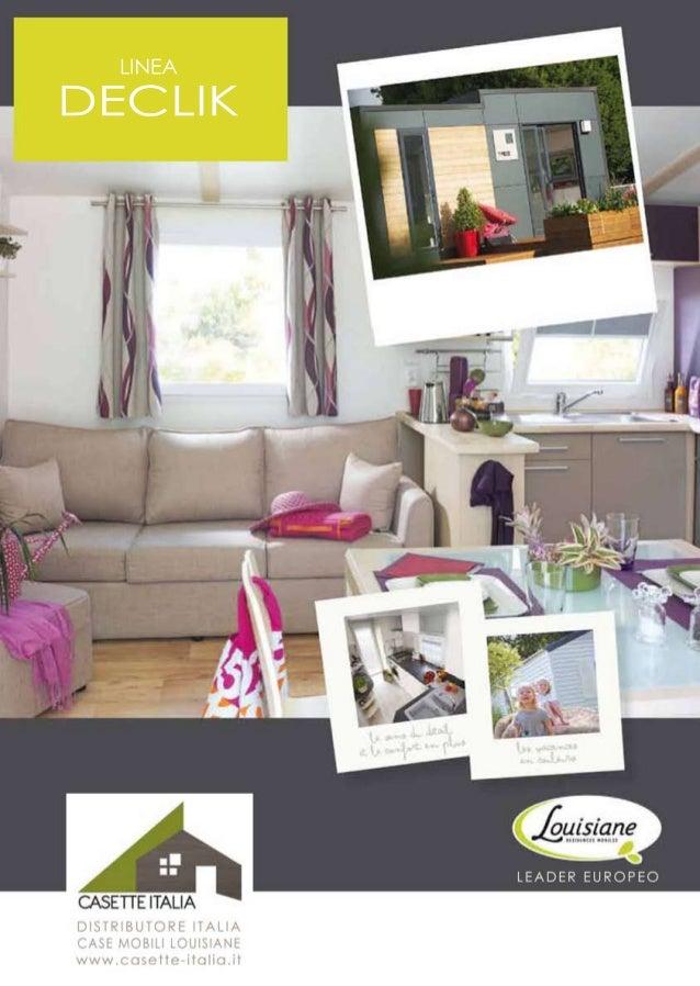 Case mobili su ruote modello declik case mobili vendita for Casette italia