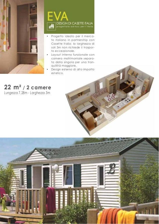 Case mobili su ruote modello eva 3x8m case mobili vendita for Casette italia