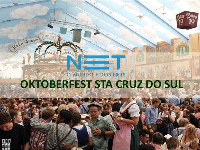 OKTOBERFEST STA CRUZ DO SUL