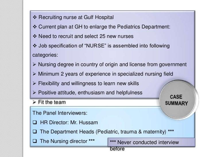 Nursing Jobs In Gulf