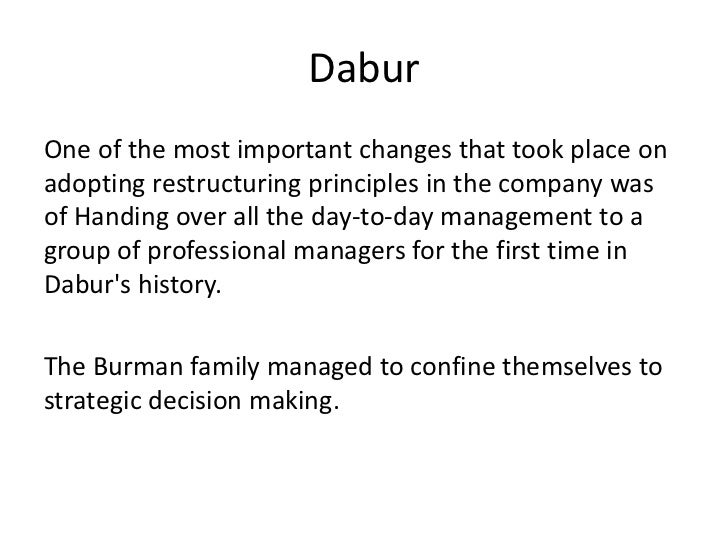 dabur performance appraisal Nestle performance management system introduction swiss company products in 130 countries 10,000 different products employees 250000 it's the largest food & beverage company in the world.
