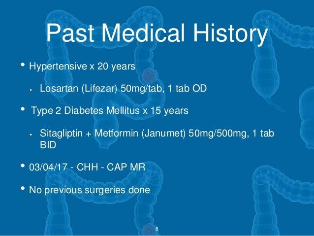Colon Cancer A Case Presentation