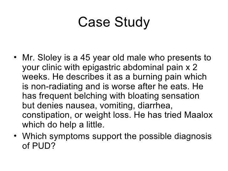 case study a rash of rashes