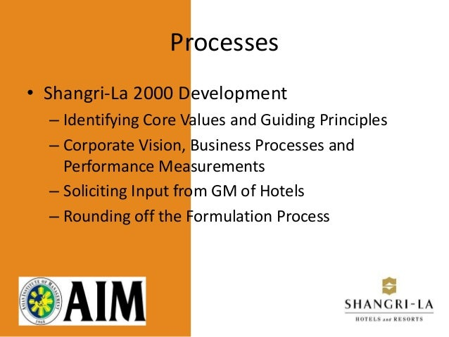 shangri la hotels swot // shangri-la asia, ltd swot analysismarch 2004, p5 provides a business analysis of shangri-la asia ltd, a company which owns deluxe hotels and resorts in asia, focusing on its strengths, weaknesses, opportunities for improvement and threats to the company.