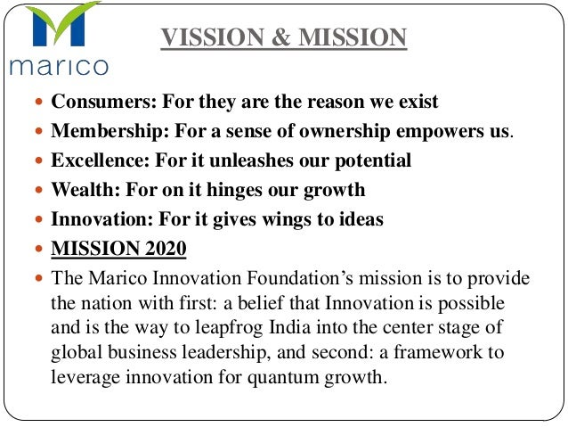 marico ltd a case study Company description: marico limited is one of india's leading consumer products companies operating in the beauty and wellness spacecurrently present in 25 countries across emerging markets of asia and africa, marico has nurtured multiple brands in the categories of hair care, skin care, edible oils, health foods, male grooming, and fabric care.