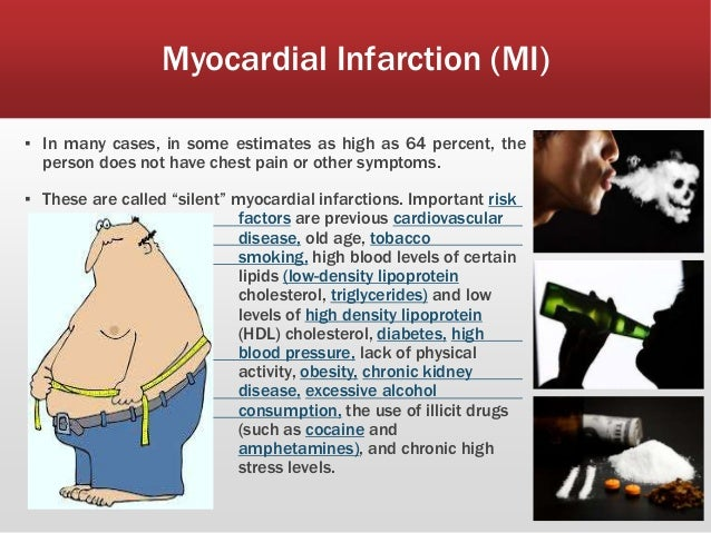 acute myocardial infarction case study Case study: myocardial infarction description patient presents with a chief complaint of chest pain admitted to coronary care unit due to acute inferior myocardial infarctio n.