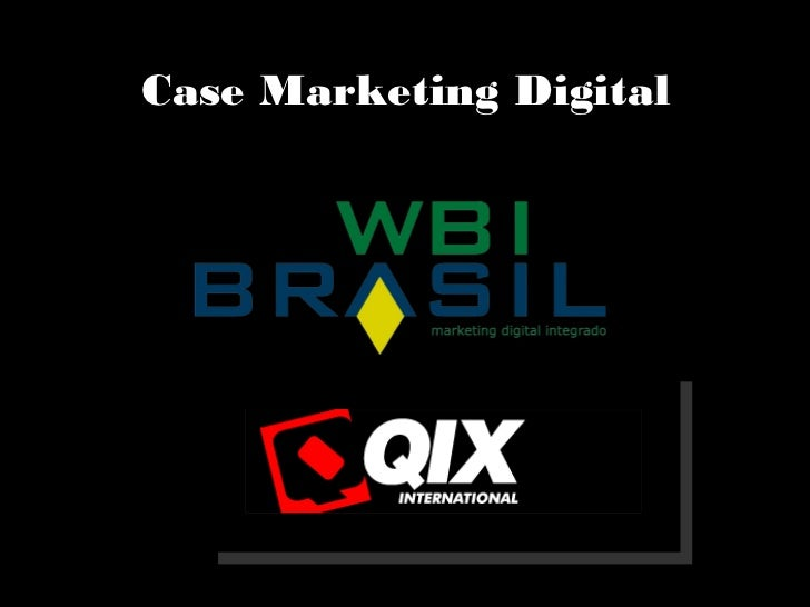 Case Marketing Digital