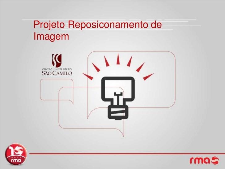 ProjetoReposiconamento de Imagem<br />